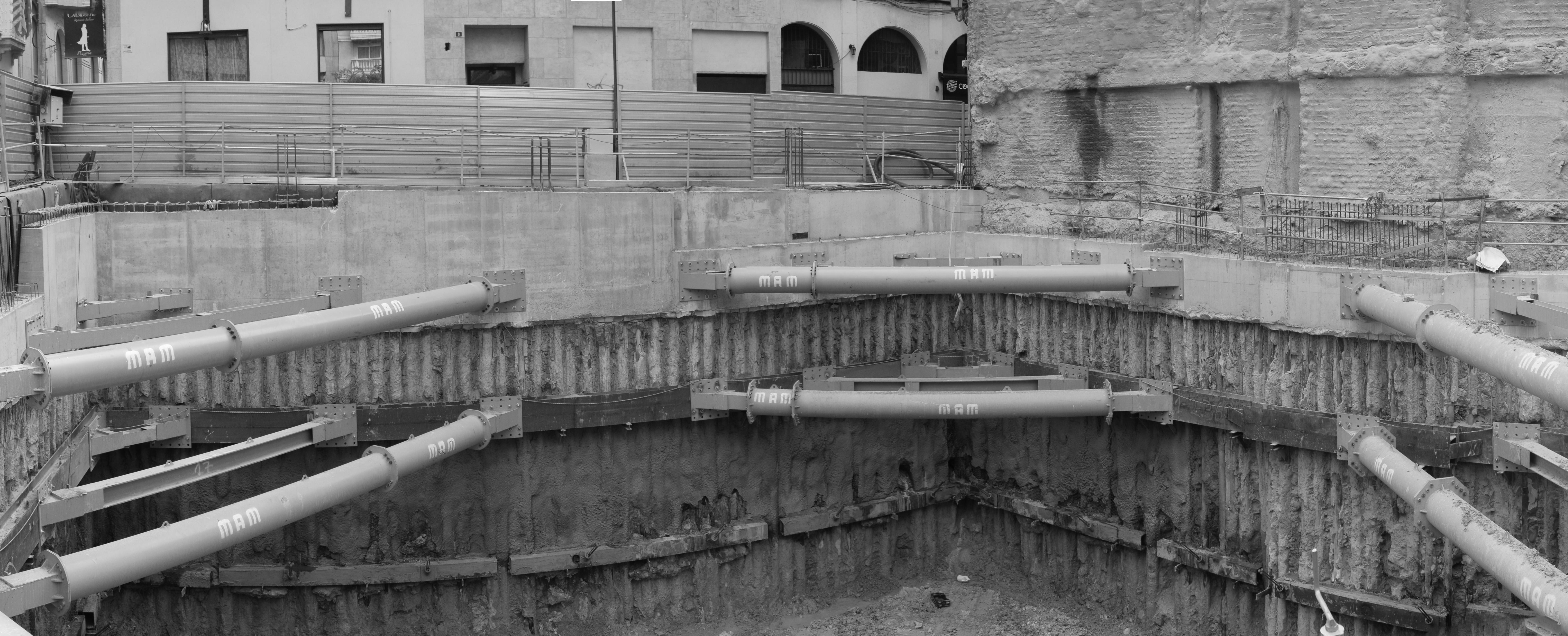 Edificio Rambla Alicante - Javier García-Solera - Estructura