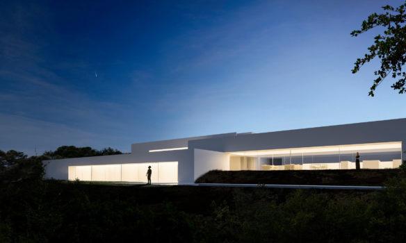 Casa Zarid - Fran Silvestre Arquitectos - Render